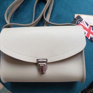 Cambridge Satchel Company Pushlock Crossbody Bag